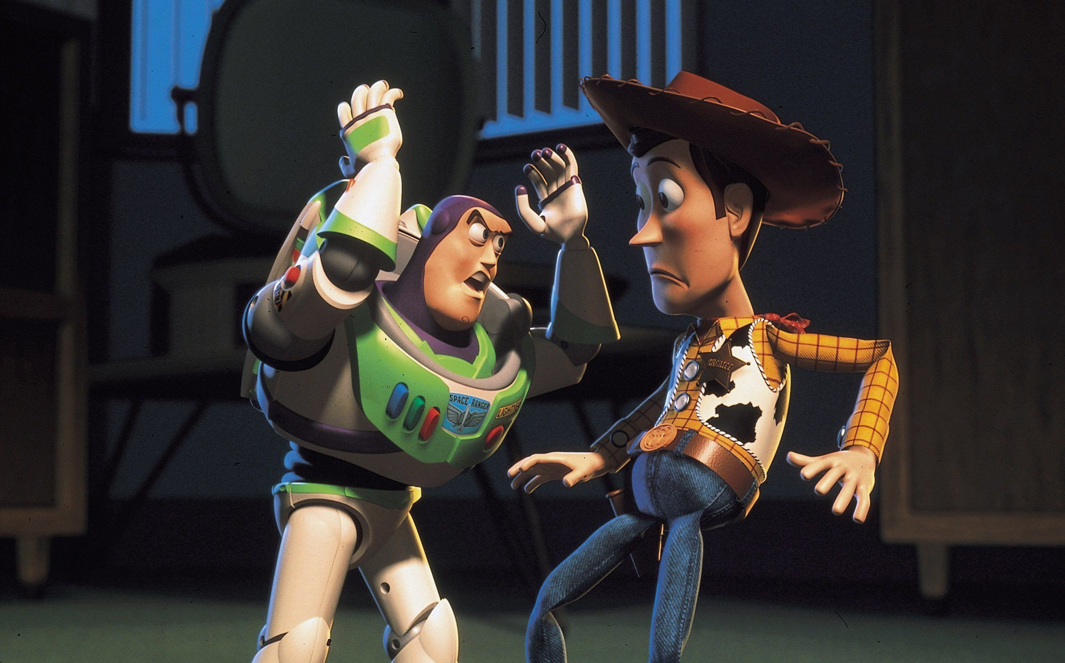 QUALITY: 2ND GENERATION--FILM 'TOY STORY II' FOR FURTHER INFORMATION CONTACT THE BUENA VISTA PRESS OFFICE ON TEL: 0181 222 16532828/1221 FAX: 0181 222 2494
