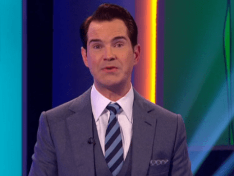 The Inbetweeners: Fwends Reunited with Jimmy Carr as host didn't go down well at all