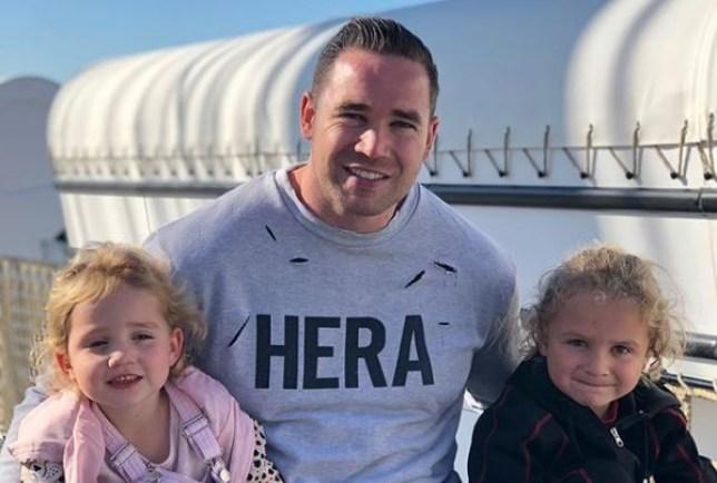Kieran Hayler Shares Sweet Snap With Kids As Katie Price Divorce Rumbles On Metro News