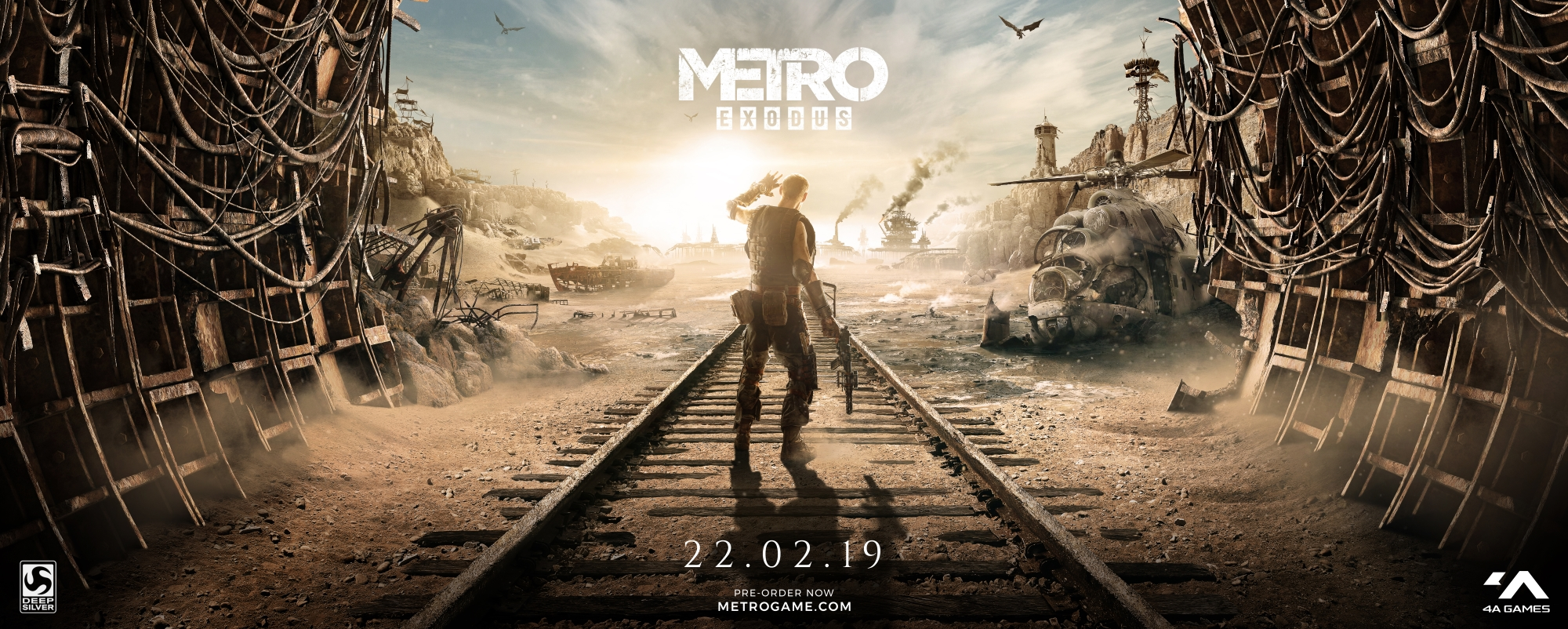 Metro Exodus Dmitry Glukhovsky interview – 'I lived in a post-apocalyptic state'