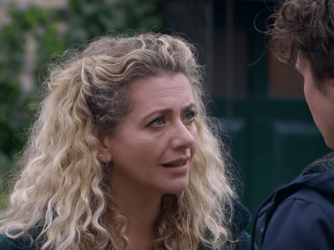 Does Maya die in Emmerdale after Jacob threatens to expose her?