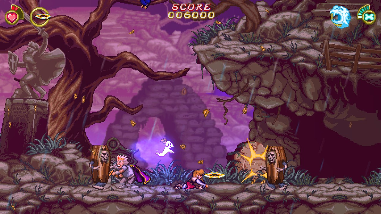 Battle Princess Madelyn (NS) - you won't stand a ghost of a chance