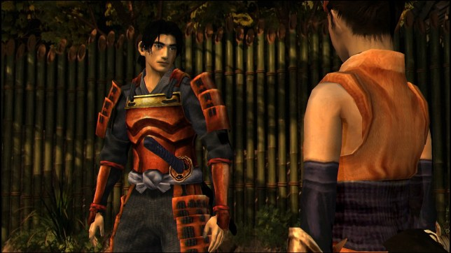 Onimusha: Warlords (NS) - samurai, ninja, and monsters