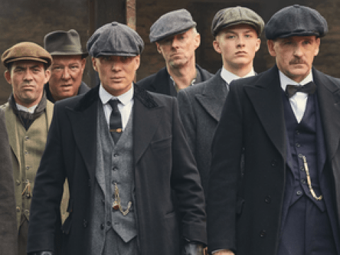 When does season five of Peaky Blinders start on BBC One?