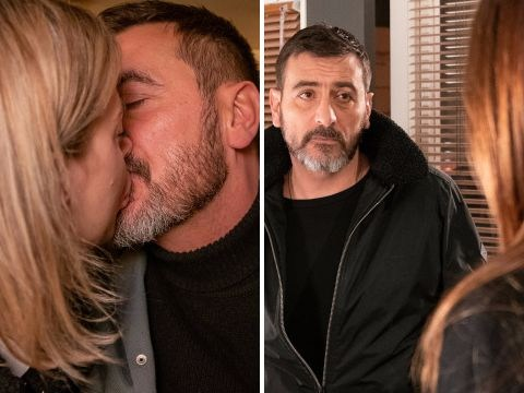 Coronation Street spoilers: Carla Connor catches Peter Barlow getting it on with Abi Franklin?