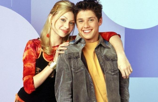 Aly Michalka and Raviv Ullman on Phil of the Future