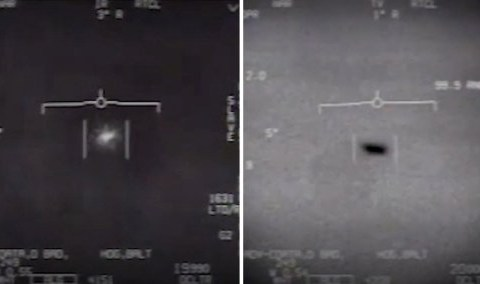 Top-secret government 'UFO research' programme studied warp drives and laser weapons, documents reveal