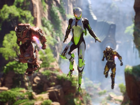 BioWare issues apology over 'rocky' Anthem demo launch – address infinite load glitch