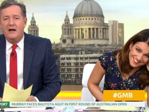 Piers Morgan blasts 'radical feminists' for ruining what it means to be a 'real man'