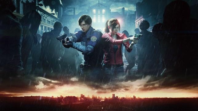 Resident Evil 2 is Golden Joystick Awards 2019 Game of the Year winner