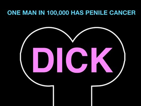 Man who lost part of his penis to cancer is talking all about it on stage