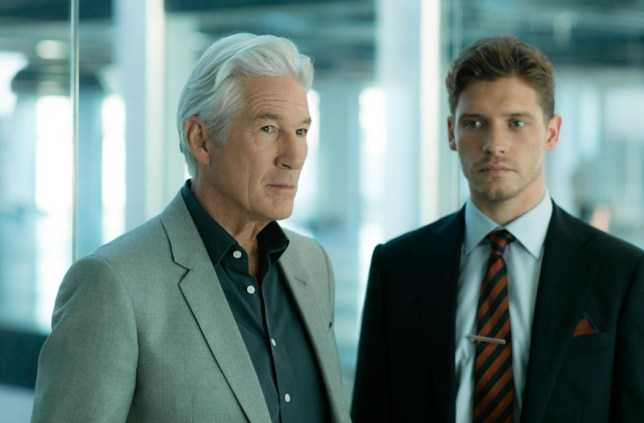 Richard Gere and Billy Howle will star in MotherFatherSon