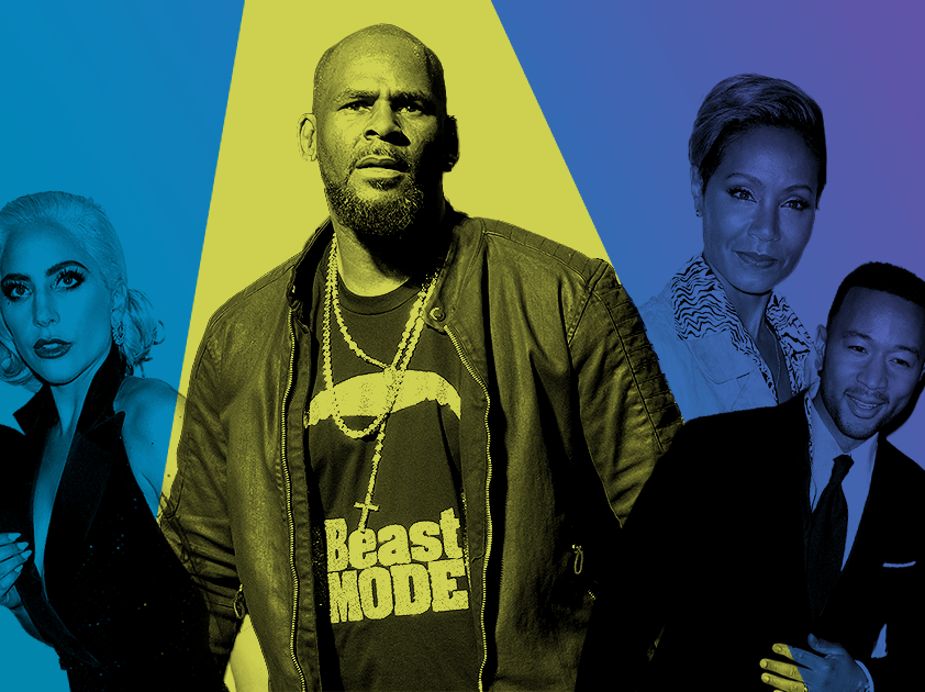 As Lady Gaga apologises for working with R Kelly, all the stars who have spoken out against him