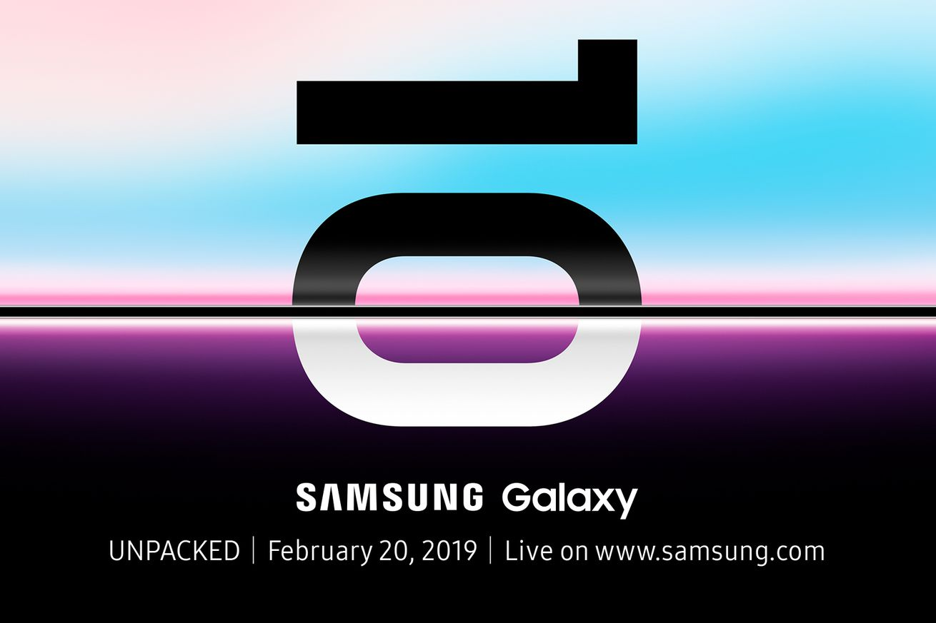 Samsung Galaxy S10 advert leaks ahead of Unpacked Event and reveals everything about new phone
