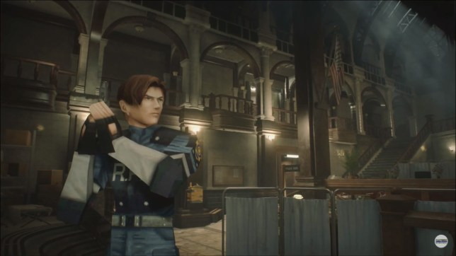 Resident Evil 2 - old school Leon is coming to the remake