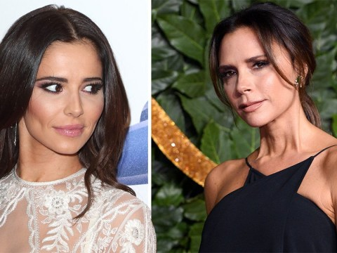 Victoria Beckham has no time for Cheryl's super awkward text request