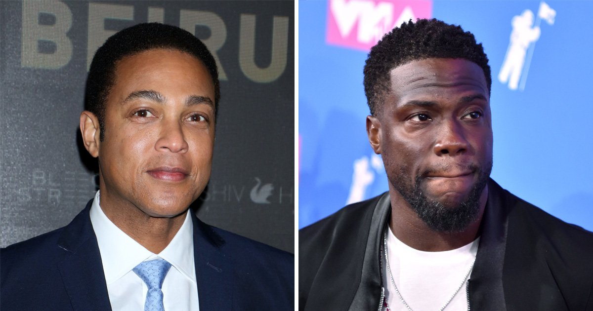 Don Lemon calls out Kevin Hart's Ellen DeGeneres interview for 'low-key co-signing homophobia'