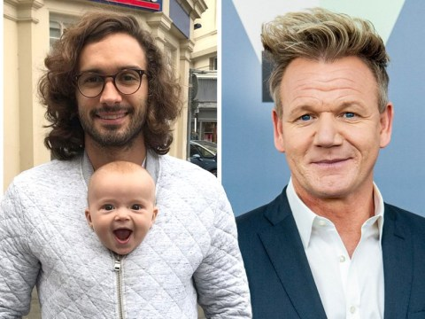 Joe Wicks wants to keep up with Jamie Oliver and Gordon Ramsay and have 5 babies