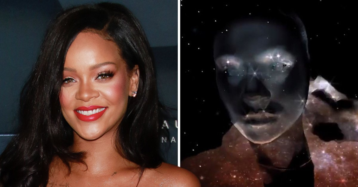 Rihanna won't stop teasing new music as she returns to the studio