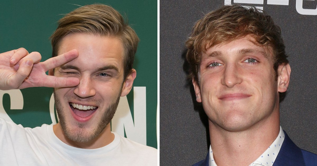 PewDiePie shades 'stupid' Logan Paul over flat Earth comments: 'That's right – disappointed'