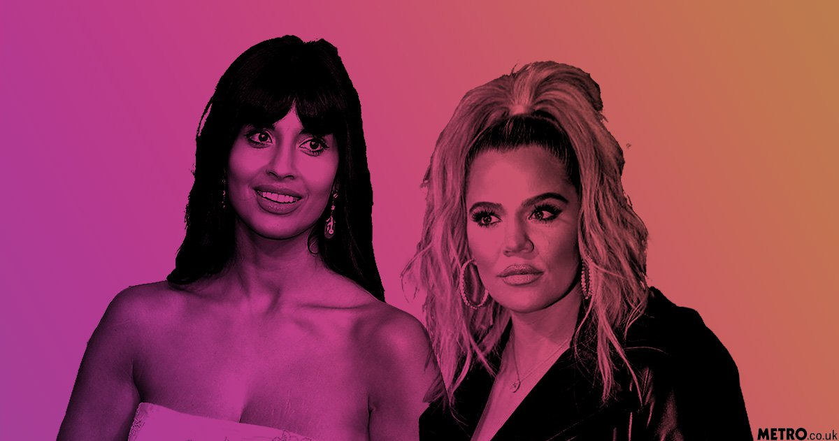 Jameela Jamil calls out Khloe Kardashian over 'sad' weight comment: 'The industry did this to her'
