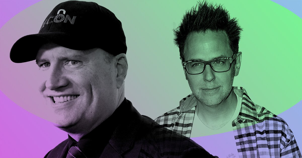 Marvel boss Kevin Feige downplays 'rivalry' with James Gunn after Guardians of the Galaxy firing