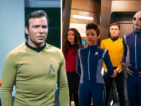 Star Trek Discovery boss explains why Captain Kirk joining series two would be highly illogical