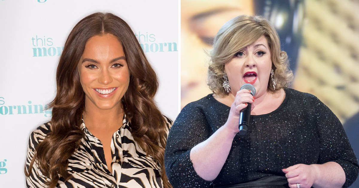 Vicky Patterson offers heartfelt apology to Michelle McManus after she was called out for fat-shaming comments