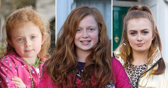 7efd327470106 Tiffany Butcher actress Maisie Smith age and storylines since 2008 ...