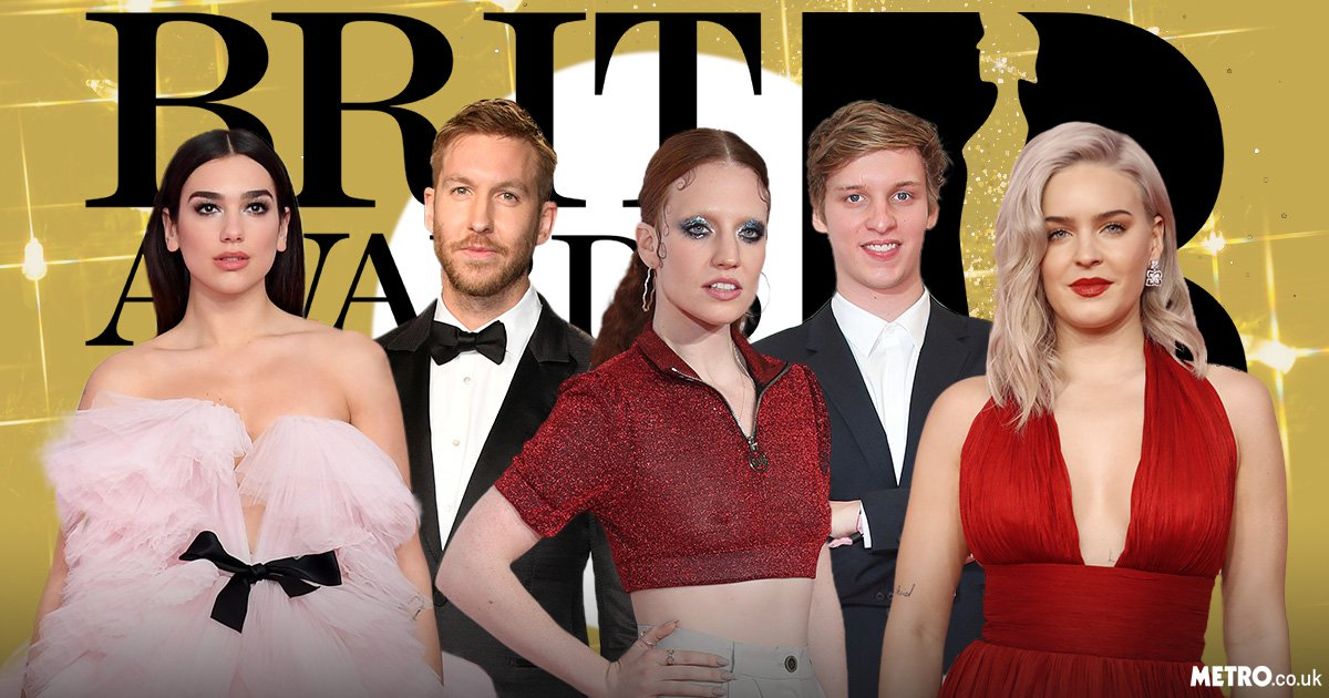 Brit Awards nominations