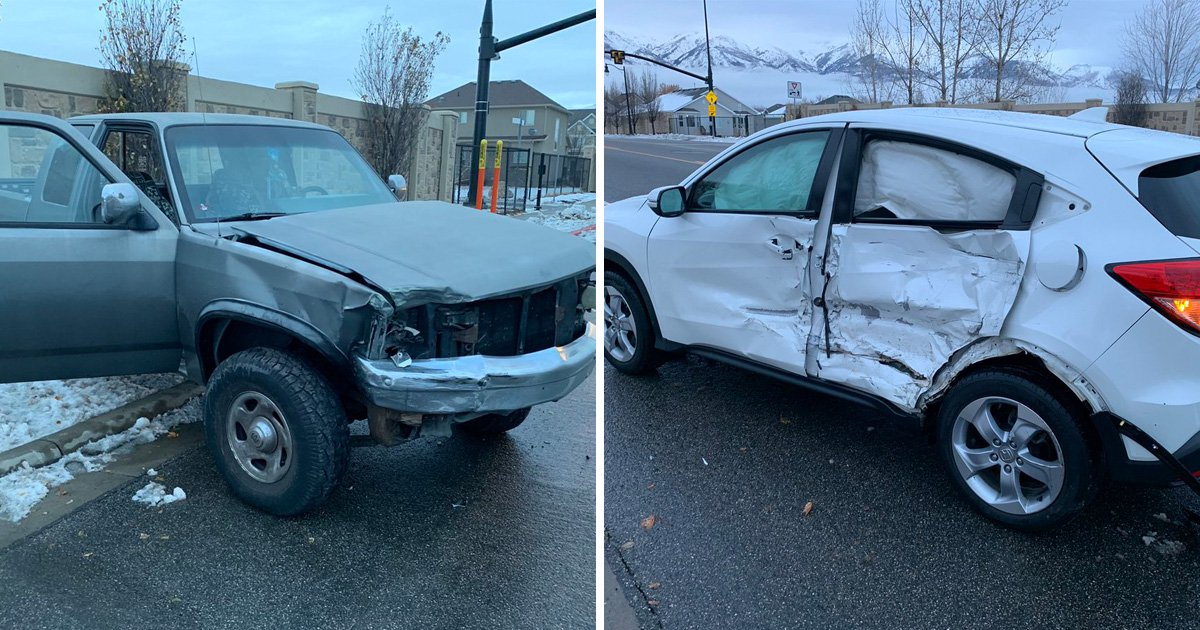 Girl, 17, crashes car while driving blindfolded for Bird Box challenge