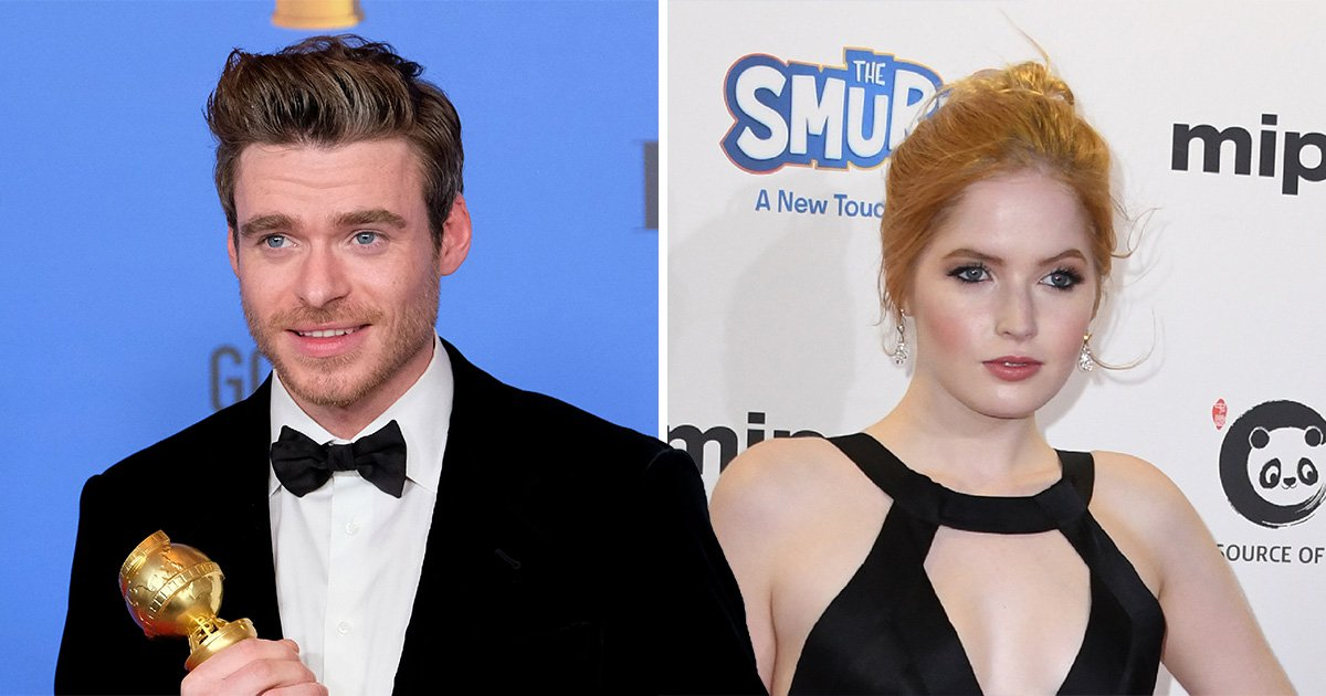 The Bodyguard's Richard Madden 'splits with girlfriend Ellie Bamber' after 18-month relationship