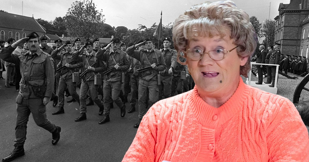Mrs Brown's Boys star Brendan O'Carroll announces plans for new Army sitcom