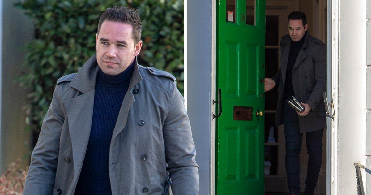 Kieran Hayler focusing on 'children's best interests' as he visits solicitor days after Katie Price pleads guilty