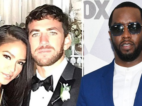 Diddy takes the high road and 'likes' Cassie's cosy photo with her new boyfriend Alex Fine