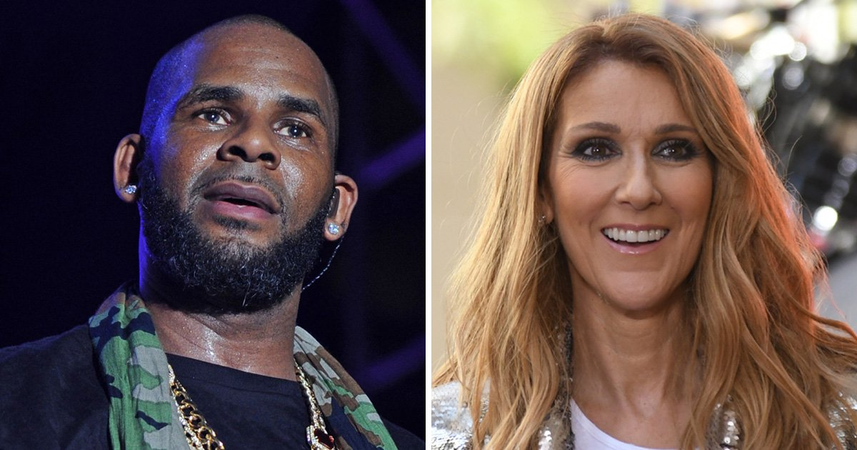 Celine Dion 'pulling Grammy-nominated collaboration with R Kelly from all streaming sites'