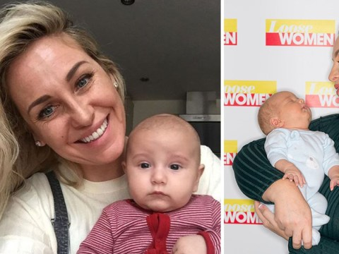 Josie Gibson 'didn't want to be a statistic' after split from four-month-old son's father