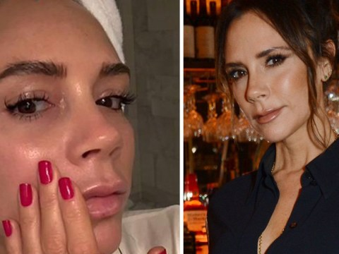 Want Victoria Beckham's skin regime? You'll have to spend £1,200 on a cream with your own blood
