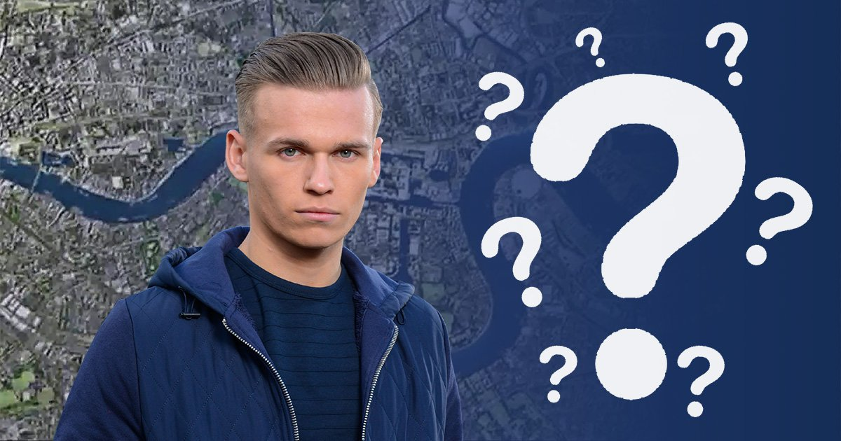 Where have Hunter and Mel been in EastEnders as Charlie Winter's exit looms?
