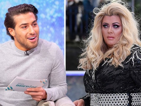 Kem Cetinay 'apologises to Gemma Collins' after claiming she was 'bored' of Dancing On Ice