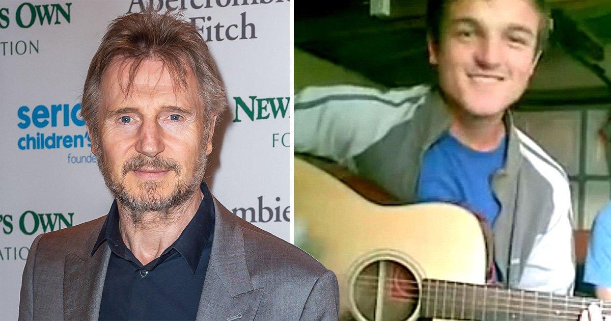 Liam Neeson's nephew dies five years after hitting head in horror fall