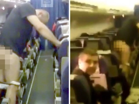 'Drunk creature' pees in plane aisle surrounded by passengers
