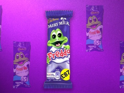 Cadbury's Freddo bar wins Facebook's 10 year challenge