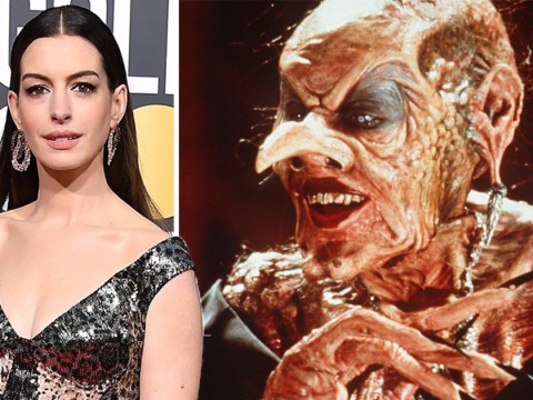 Anne Hathaway 'signs up for The Witches reboot' and we're already terrified