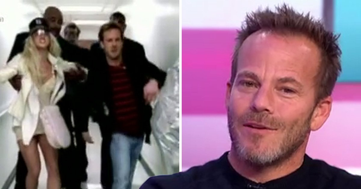 Stephen Dorff gets all nostalgic as he recalls starring in Britney Spears' Everytime video