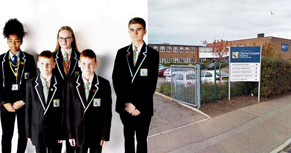 School bans skirts and skinny trousers after bad Ofsted report