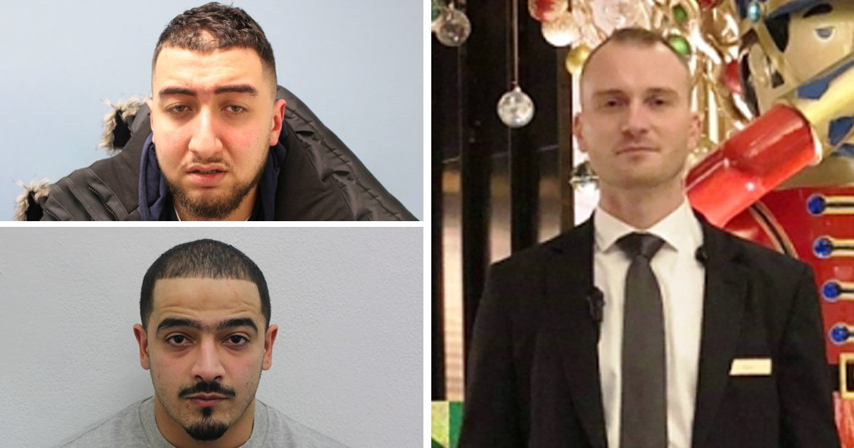 Police appeal for two 'dangerous' men in connection with New Year's murder
