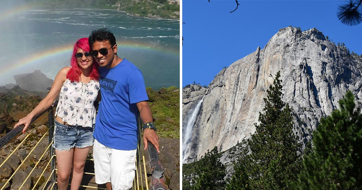 Blogger couple had been drinking before fatal Yosemite fall