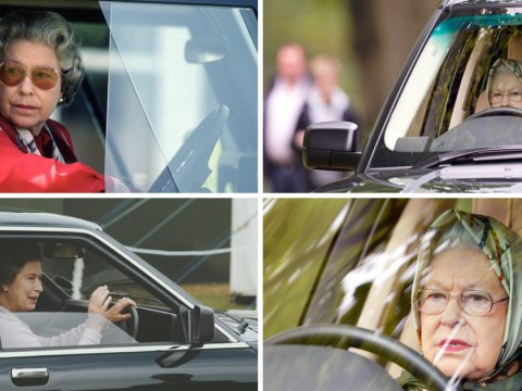 Why the Queen does not need a license to drive
