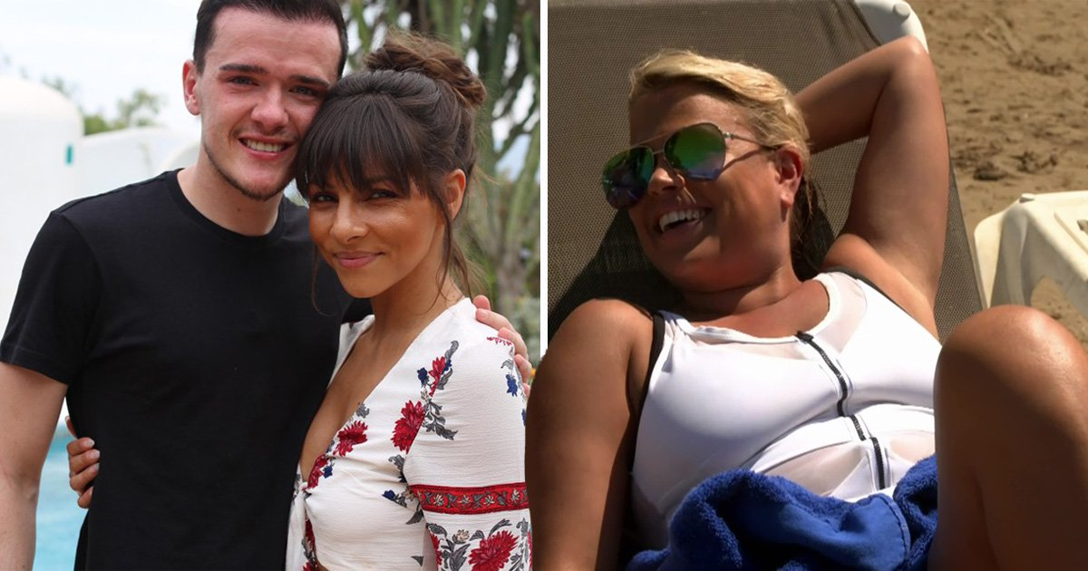 Celebrity Coach Trip's Nadia Essex can't wait for Roxanne Pallett to relieve her of 'most hated woman in Britain' tag